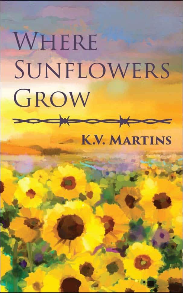 Where Sunflowers Grow Book Cover