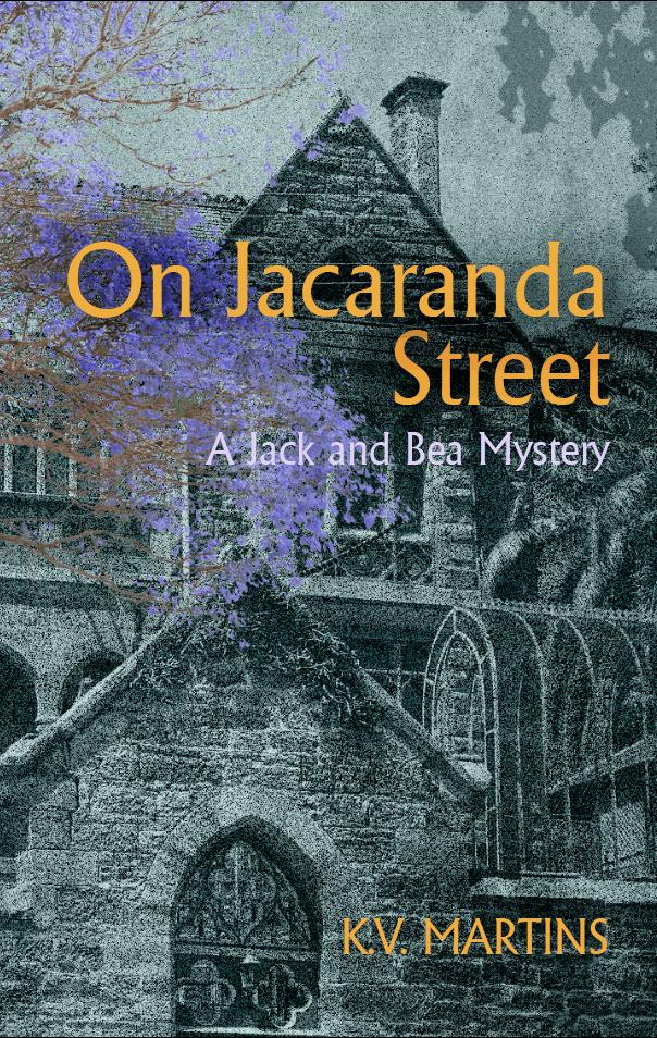On Jacaranda Street Book Cover