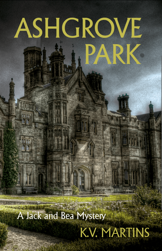 Ashgrove Park book cover